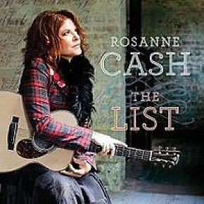 Rosanne Cash: The List (EMI)