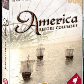 AMERICA BEFORE COLUMBUS, a doco series by  CRISTINA TREBBI (SBS/Madman)