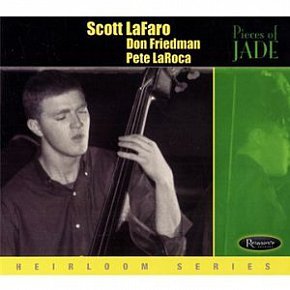 Scott LaFaro: Pieces of Jade (Resonance)