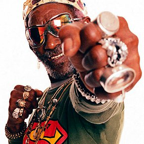 LEE SCRATCH PERRY IN THE 90s: Getting dub'n'reggae through time tuff