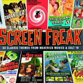 Various Artists: Screen Freak (Chrome Dreams/Triton)