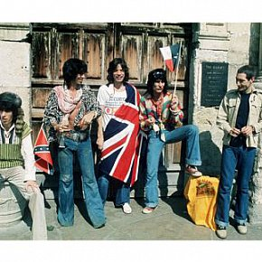THE ROLLING STONES IN THE SEVENTIES: The decade of decadence