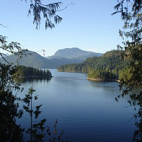 British Columbia's Sunshine Coast: Under the endless blue