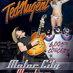 Ted Nugent: Motor City Mayhem (Shock DVD)