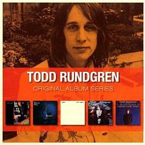 THE BARGAIN BUY: Todd Rundgren; The Original Album Series (Rhino)