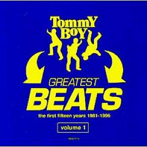 Various Artists, Tommy Boy Greatest Beats Vol 1. 1981-96