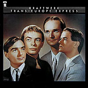 Kraftwerk: Trans-Europe Express (1977)