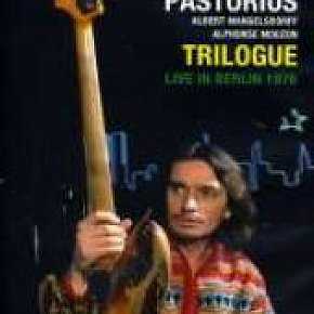 TRILOGUE; LIVE IN BERLIN 1976, a concert film (Jazz Shots/Southbound DVD)