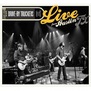 Drive By Truckers: Live from Austin, Tx (New West CD/DVD)