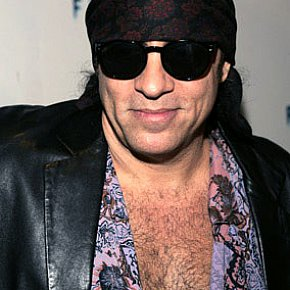 STEVEN VAN ZANDT INTERVIEWED (2003): The punks and the godfather
