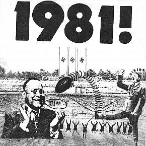 Riot 111: 1981! (1981)