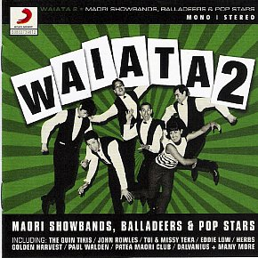 Various Artists: Waiata 2 (Sony)