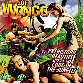 THE WILD WOMEN OF WONGO a film by JAMES L. WALCOTT (1958) (Triton DVD)