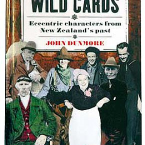 WILD CARDS by JOHN DUNMORE, REVIEWED: Mad, bad and dangerous