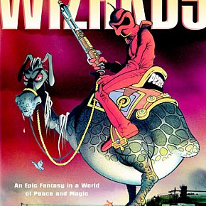 WIZARDS, a film by RALPH BAKSHI (1977, DVD 2011)