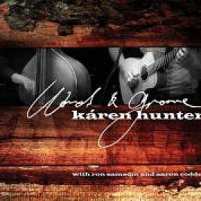 Karen Hunter: Words and Groove (Rawfishsalad)
