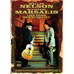 Willie Nelson and Wynton Marsalis: Live From New York City (DVD/Shock)