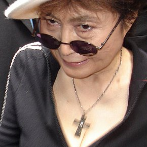 YOKO ONO INTERVIEWED 1992: The yin and yang of Yoko