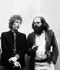 Allen Ginsberg and Bob Dylan: Jimmy Berman (1971)