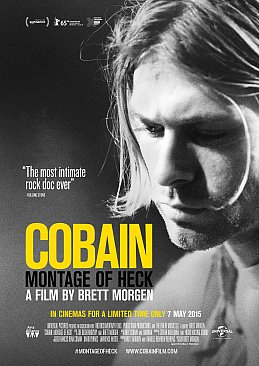 COBAIN: MONTAGE OF HECK, a film by BRETT MORGEN