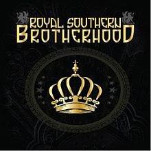 Royal Southern Brotherhood: Royal Southern Brotherhood (Ruf/Yellow Eye)