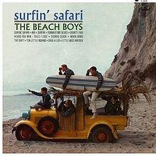 THE BARGAIN BUY: The Beach Boys; Surfin' Safari/Surfin' USA