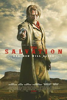 THE SALVATION, a film by KRISTIAN LEVRING (Madman DVD/Blu-Ray)