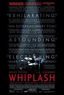 WHIPLASH, a film by DAMIEN CHAZELLE