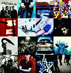 U2, ACHTUNG BABY TURNS 20 (2011): The handbrake turn