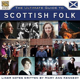 Various Artists: The Ultimate Guide to Scottish Folk (Arc)