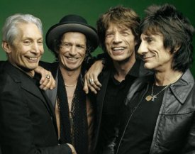 THE ROLLING STONES; 1981 TO NOW: On with the show . . .