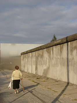 Berlin: Another brick in the Wall