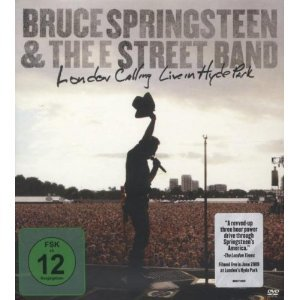 BRUCE SPRINGSTEEN AND THE E STEET BAND: LONDON CALLING; LIVE IN HYDE PARK (Sony DVD)