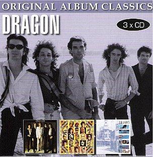 THE BARGAIN BUY: Dragon; Original Album Classics