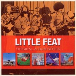 THE BARGAIN BUY: Little Feat; Original Album Series (Rhino)
