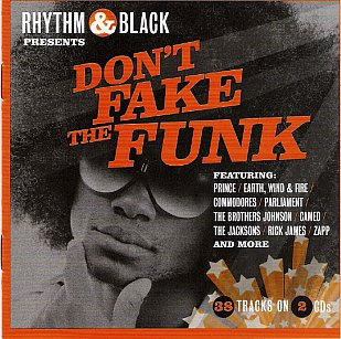 Various Artists: Don't Fake the Funk (Sony)