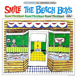 BRIAN WILSON, THE LOST MASTERPIECE AT LAST (2011): And finally we can all SMiLE
