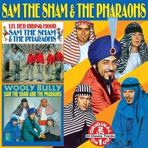 Sam the Sham and the Pharoahs: Wooly Bully (1964)