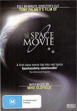 THE SPACE MOVIE, a doco by TONY PALMER (Ovation/Southbound DVD)