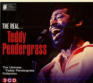 THE BARGAIN BUY: Teddy Pendergrass; The Real Teddy Pendergrass