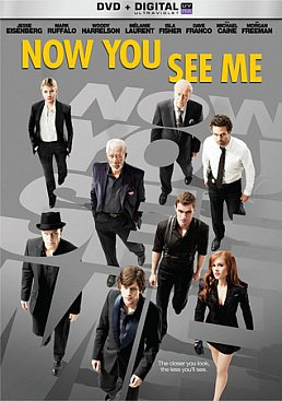 THE BARGAIN BUY: Now You See Me (DVD)