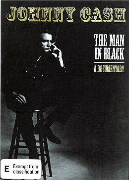 JOHNNY CASH; THE MAN IN BLACK (Xelon/Southbound DVD)