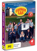 CORNER GAS; SEASON THREE (Madman DVD)