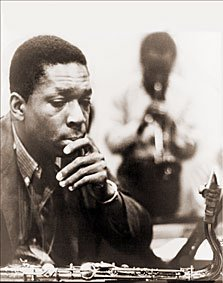 JOHN COLTRANE AND MILES DAVIS: Genius at work and playing, 1955-61