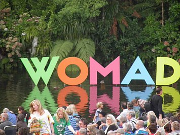 TARANAKI WOMAD 2015; THE ARTISTS' LINE-UP