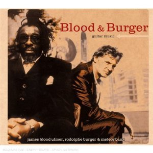 Blood and Burger: Guitar Music (Derniere Bande)