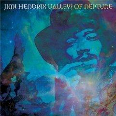 Jimi Hendrix: Valleys of Neptune (Sony)