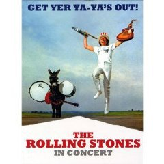 THE ROLLING STONES' GET YER YA-YA'S OUT! (2009): The '69 Garden party