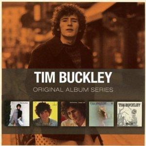 THE BARGAIN BUY: Tim Buckley; Original Album Series (Rhino)