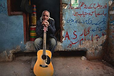 SONGS OF LAHORE, a doco by SHARMEEN OBAID-CHONOY and ANDY SCHOCKEN
